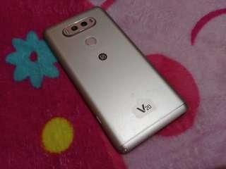 Lg V20 Rose Gold