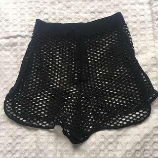 Mesh festival shorts
