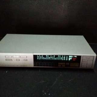 Akai EA-A7 Computer Graphic Equalizer Digital