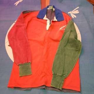 長袖衛衣 紐西蘭製造 著中碼