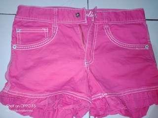 Celana anak cewek pink