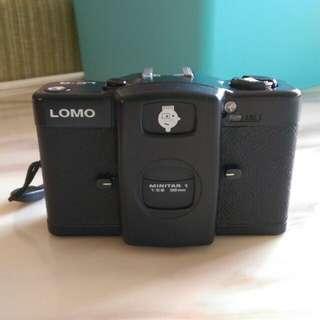 🚚 降🎊LOMO LC-A小人頭版底片相機