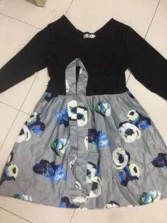 Flora dress L size