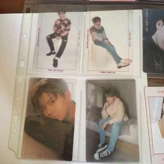 [wts] wanna one nothing without you photocard
