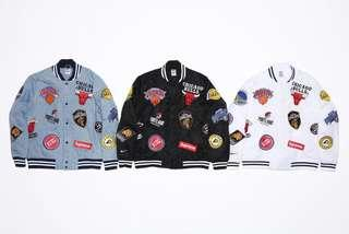 NBA TEAM SUPREME JACKET