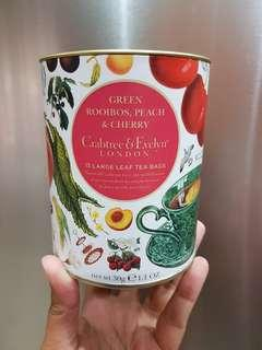 Crabtree and Evelyn Tea