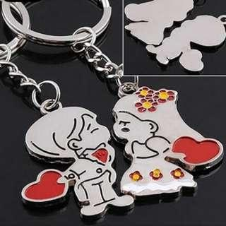 Couples Keychains Valentine's day gift