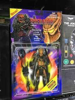 NECA Predator Clan Leader
