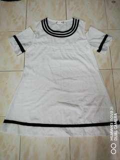 White dress #sparkjoychallenge