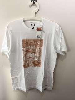 Uniqlo Naruto Tshirt Medium