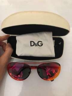 D&G sunglasses太陽眼鏡