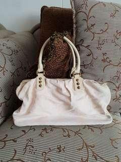 75abd74c8fa9 Auth Louis Vuitton lv mini lin pink bag