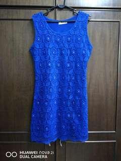 Blue Dress #sparkjoychallenge