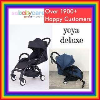 FREE DELIVERY Yoya Gen 5 Deluxe Stroller