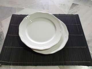 IKEA Earthenware Side Plates