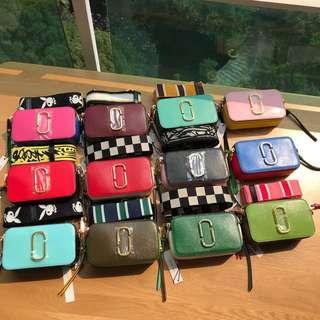 Marc Jacobs Snapshot Sling Bag / Crossbody