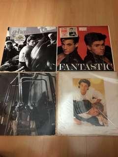 80's pop vinyl
