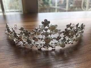 新娘頭飾,皇冠,crown, tiara