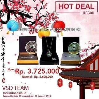 Paket Hot Deal Heboh