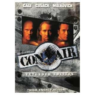 DVD - CON AIR EXTENDED EDITION (ORIGINAL USA IMPORT CODE 1)