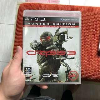 Game Crisis 3 Untuk PS 3 Original (Completed)