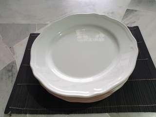 IKEA Earthenware Plates