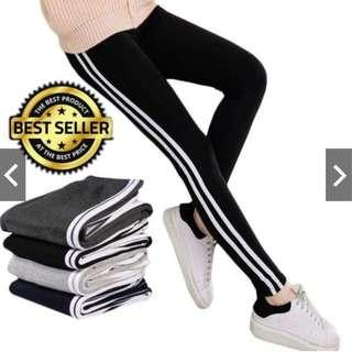 #CNY888 CRAZY Clearance🔥Quantity Limited ONLY! 5 Color READY STOCK Cotton Sport Legging