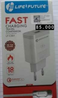 Life future fast charging .