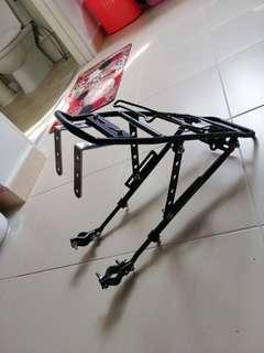 Rear seat bracket