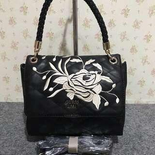 Guess flower sling bag original