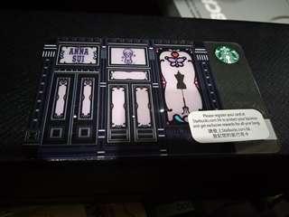 Starbucks card #starbuckscard limited edition
