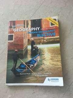 🚚 Elective Human Geography Textbook