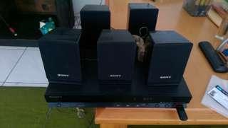 Sony DVD/USB Player