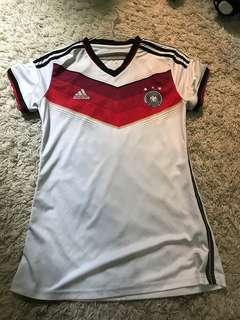 Women Germany Jersey clothes