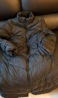 Polo down long jacket 長羽絨褸