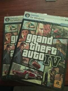 games for windows (grand theft IV)