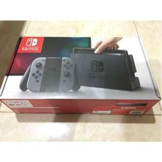 12 Games Pre-Installed Nintendo Switch Grey (Pre-Owned)