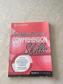 🚚 Secondary one express English comprehension assessment book