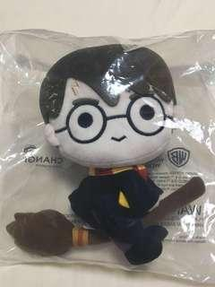 Changi Airport Harry Potter Plush