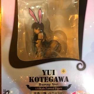 🚚 出包王女 吉手川唯 YUI KOTEGAWA 大型 性感 公仔