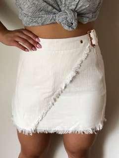 Mooloola White Skirt
