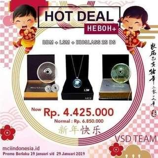 Paket Promo Hot Deal Heboh Plus
