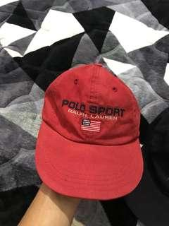 POLO SPORT SPELLOUT 6PANEL