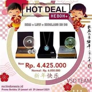 Paket Hot Deal Heboh Plus