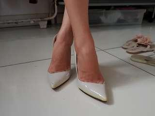 Light Lavender Heels