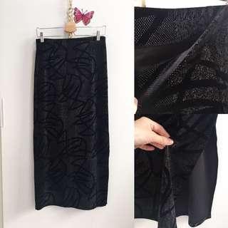 Skirt Midi Size L