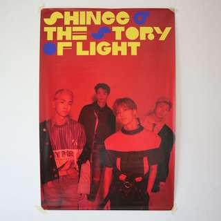 Official SHINee The Story of Light EP 3 Poster