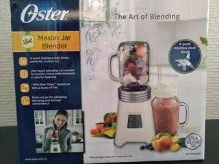 美國OSTER Ball Mason Jar隨鮮瓶果汁機