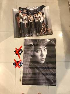 Paket EXO (Official & Unofficial Goods)