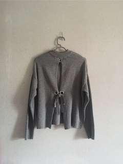 Bershka High Neck Pullover